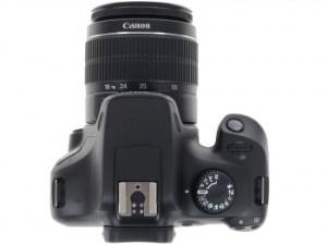 CANON 4000D با لنز 55-18
